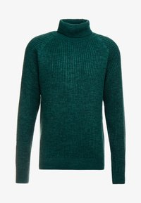 Jack & Jones - JORERIC ROLL NECK - Trui - sea moss - 3