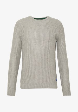 JORFIELD CREW NECK - Jumper - light grey