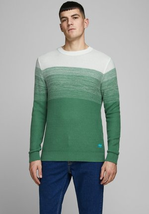 JORBASE CREW NECK - Jersey de punto - light green