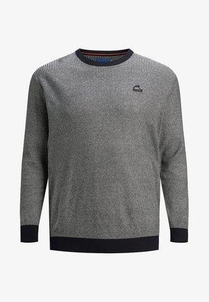 Strikpullover /Striktrøjer - navy blazer