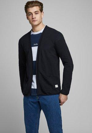 Neuletakki - navy blazer