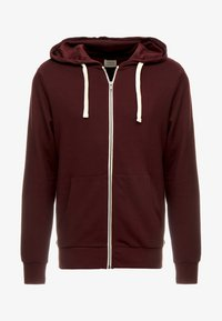 Jack & Jones - JJEHOLMEN - Sweatjacke - port royale - 3