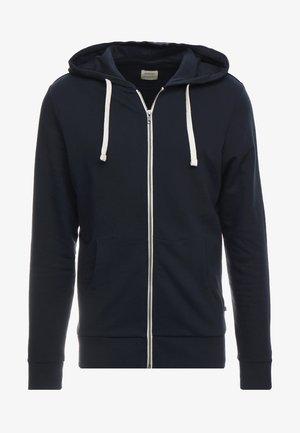 JJEHOLMEN - Zip-up hoodie - navy blazer