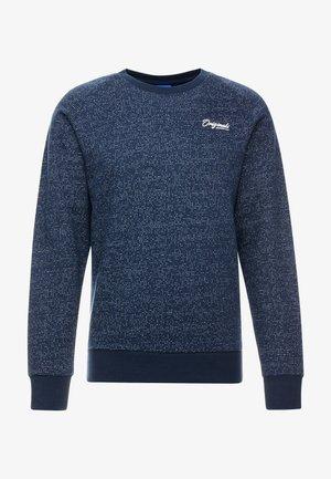 JORHIDE CREW NECK - Bluza - navy blazer