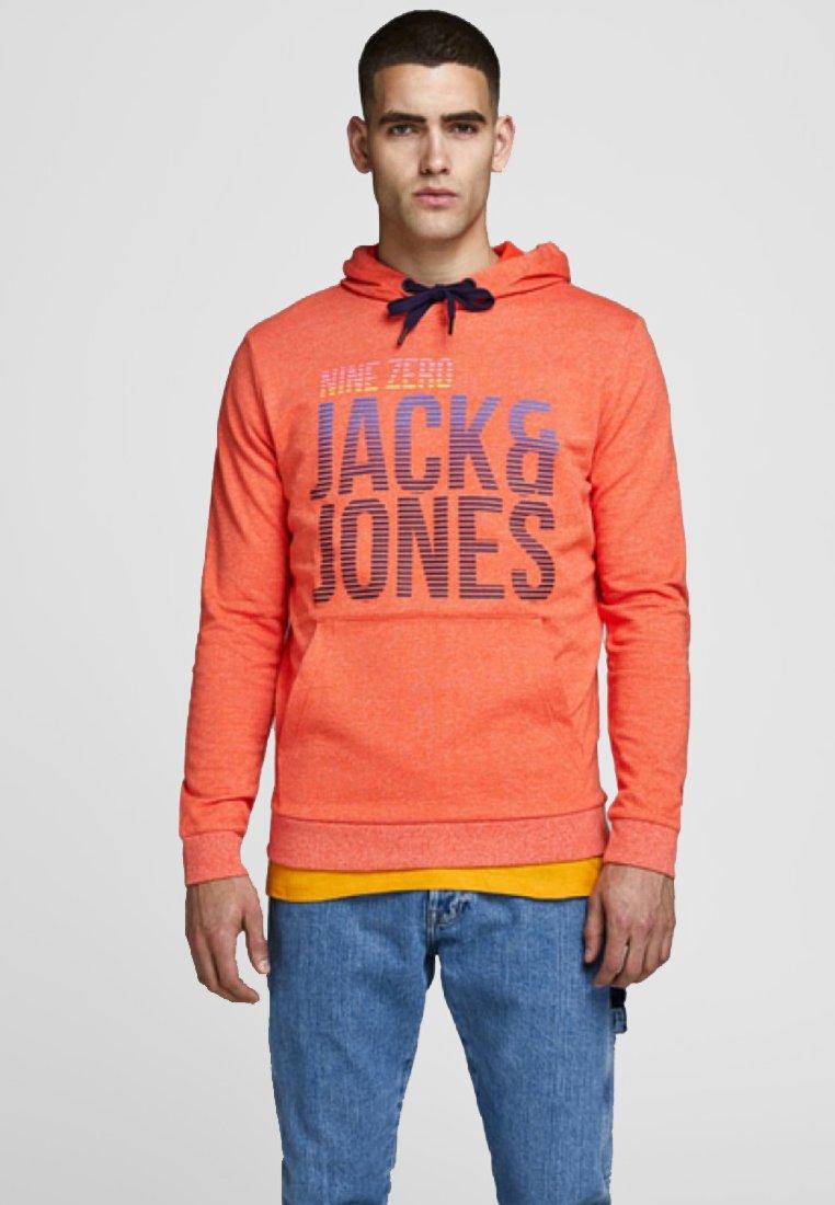 Jack & Jones - Kapuzenpullover - light red