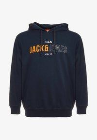 Jack & Jones - JCOMONDO HOOD - Sweat à capuche - sky captain - 4