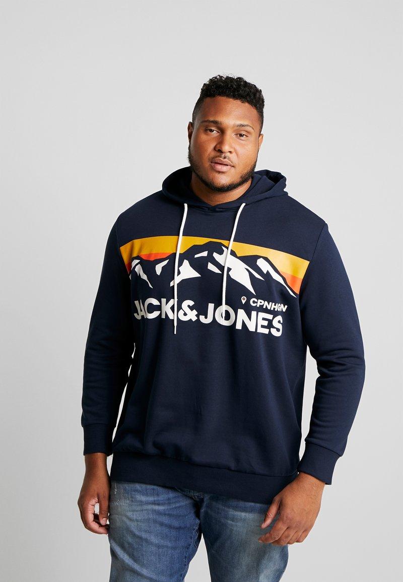 Jack & Jones - JORWILMER  - Huppari - navy blazer