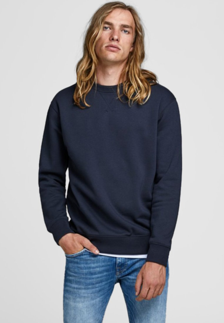 Jack & Jones - Sweatshirt - navy