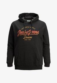 Jack & Jones - JJELOGO HOOD - Sweat à capuche - black - 6