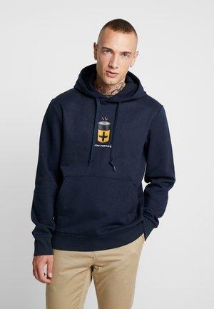 JORJUICE HOOD - Huppari - navy blazer