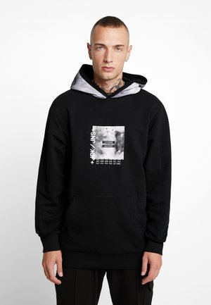 JCOAO HOOD - Sweat à capuche - black