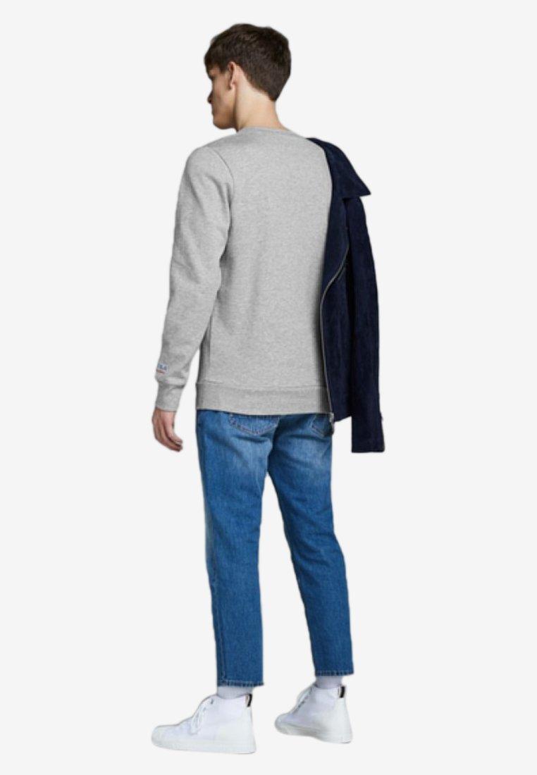 Light Jones JcogamingSweatshirt Melange Grey Jackamp; gvbf7yY6
