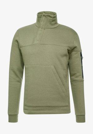 JCOMOSS HIGH NECK - Sweatshirt - winter moss