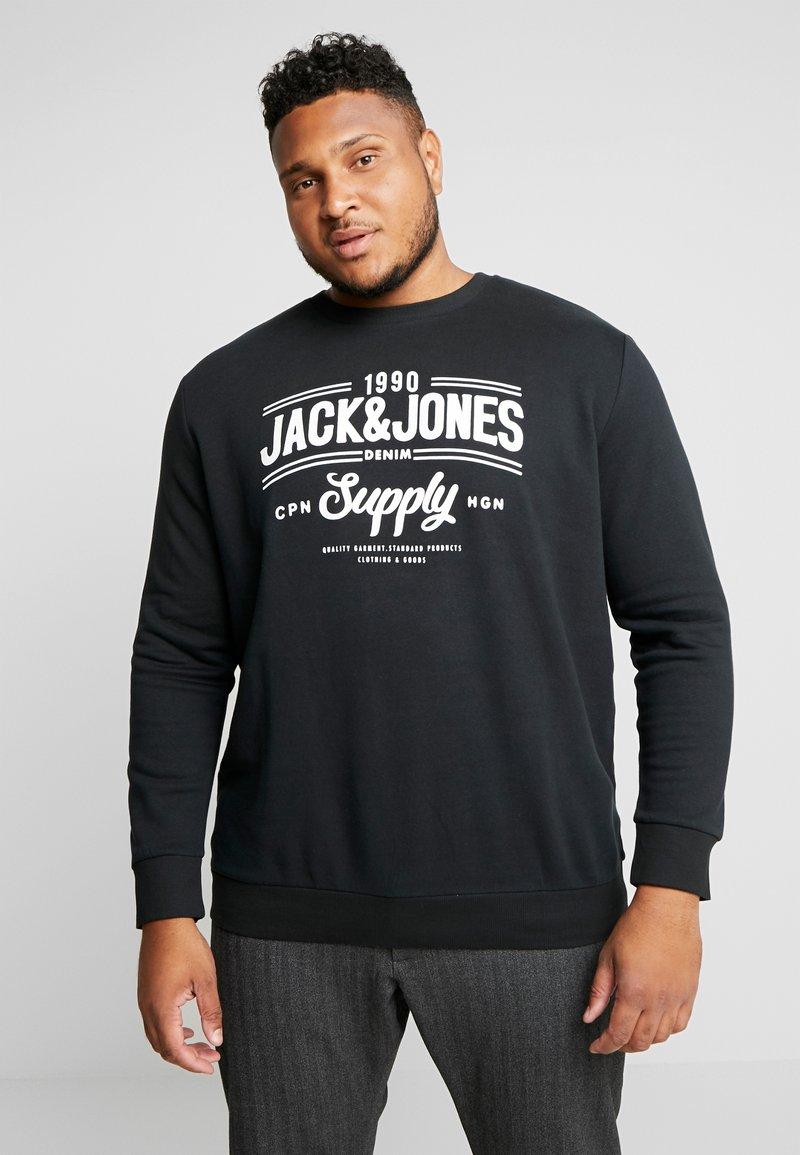Jack & Jones - JORLIFE CREW NECK  - Sweater - tap shoe