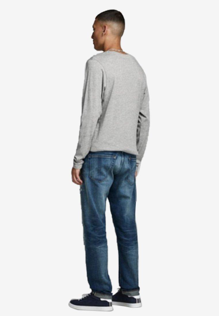 UrlaubsprintT Longues Jackamp; Melange Manches Longsleeve Light À shirt Jones Grey K1FlucTJ3