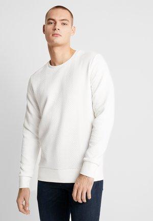 JORCOLTON CREW NECK - Sweatshirt - cloud dancer