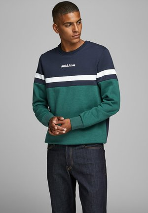 JORCAINE  - Sweater - sea moss