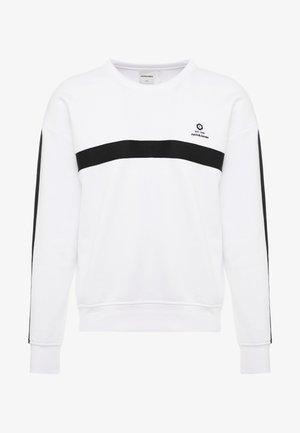 JCOTAPE SWEAT CREW NECK - Felpa - white