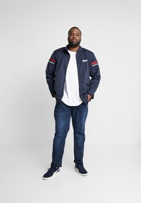 Jack & Jones - JCOBLIZZARD HIGH NECK  - Training jacket - sky captain - 1