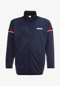 Jack & Jones - JCOBLIZZARD HIGH NECK  - Training jacket - sky captain - 4