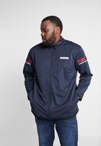 Jack & Jones - JCOBLIZZARD HIGH NECK  - Training jacket - sky captain - 0