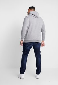 Jack & Jones - JORBRANDON HOOD  - Huppari - light grey melange - 2