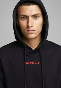Jack & Jones - Kapuzenpullover - black - 3