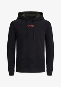 Jack & Jones - Kapuzenpullover - black - 5