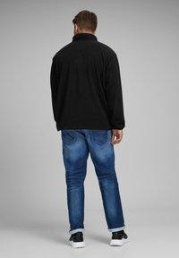 Jack & Jones - REISSVERSCHLUSS - Zip-up hoodie - black - 2
