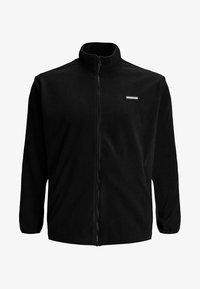 Jack & Jones - REISSVERSCHLUSS - Zip-up hoodie - black - 6