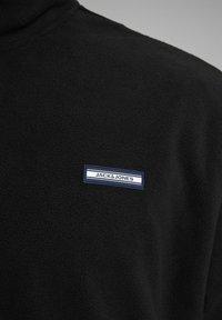 Jack & Jones - REISSVERSCHLUSS - Zip-up hoodie - black - 5