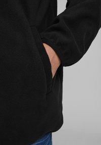 Jack & Jones - REISSVERSCHLUSS - Zip-up hoodie - black - 4