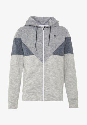 JCOTOOK ZIP HOOD - Hoodie met rits - grey
