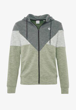JCOTOOK ZIP HOOD - Zip-up hoodie - winter moss
