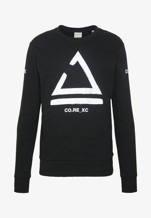JCOHOLM CREW NECK - Sweater - black