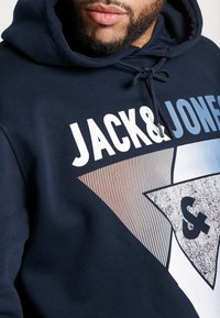Jack & Jones - JCOBOOSTER HOOD - Sweat à capuche - sky captain - 5