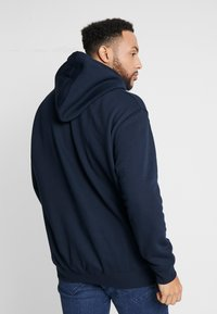 Jack & Jones - JCOBOOSTER HOOD - Sweat à capuche - sky captain
