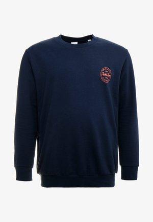 JORLANGMORE CREW NECK - Sweater - navy blazer