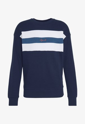 JORCUBO CREW NECK - Collegepaita - ensign blue