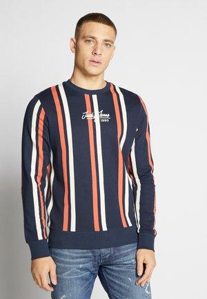 JORJERRY CREW NECK - Sweatshirt - navy blazer