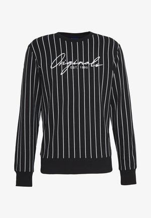 JORJERRY CREW NECK - Sweatshirt - black
