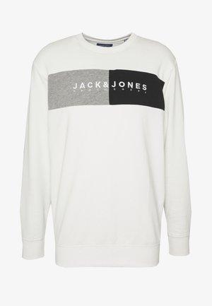 JORCALLIS - Sweatshirt - white