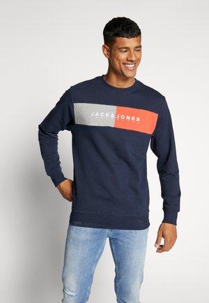 JORCALLIS - Sweatshirt - dark blue