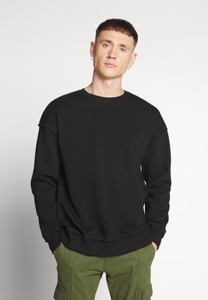 JORBAS CREW NECK - Sweatshirt - black