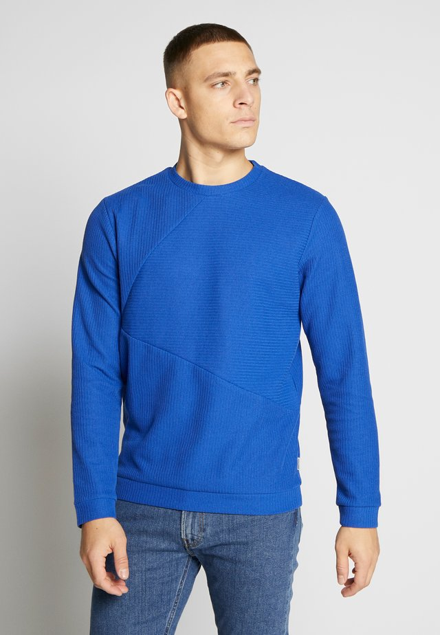 Maglione - navy peony