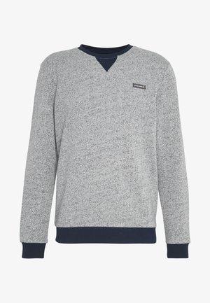JORSHEEN CREW NECK - Bluza - light grey melange