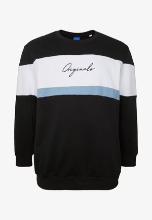 JORCUBO CREW NECK  - Sweatshirt - black