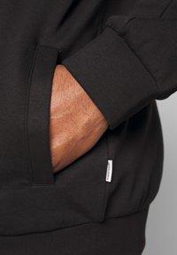 Jack & Jones - JCOSPRINT SWEAT CARDIGAN  - Zip-up hoodie - black - 3