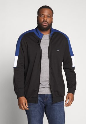 JCOSPRINT SWEAT CARDIGAN  - Mikina na zip - black