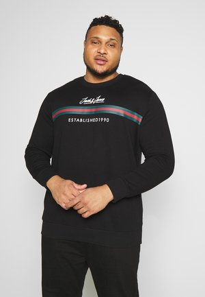 JCOBERND CREW NECK - Sweatshirt - black